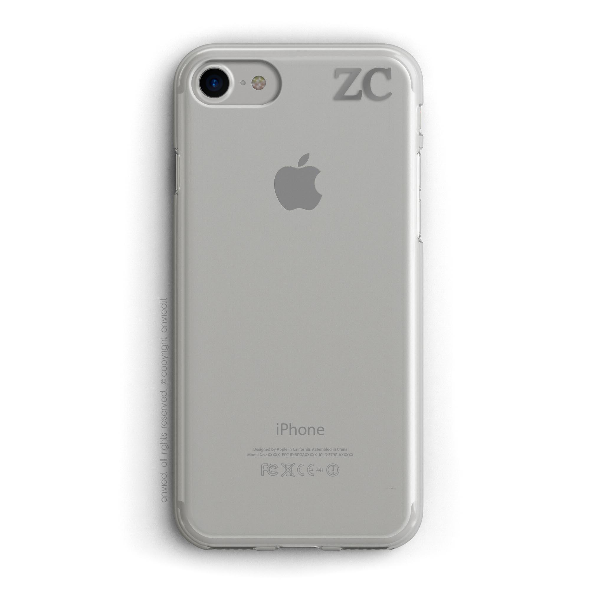 custodia iphone 6s iniziali