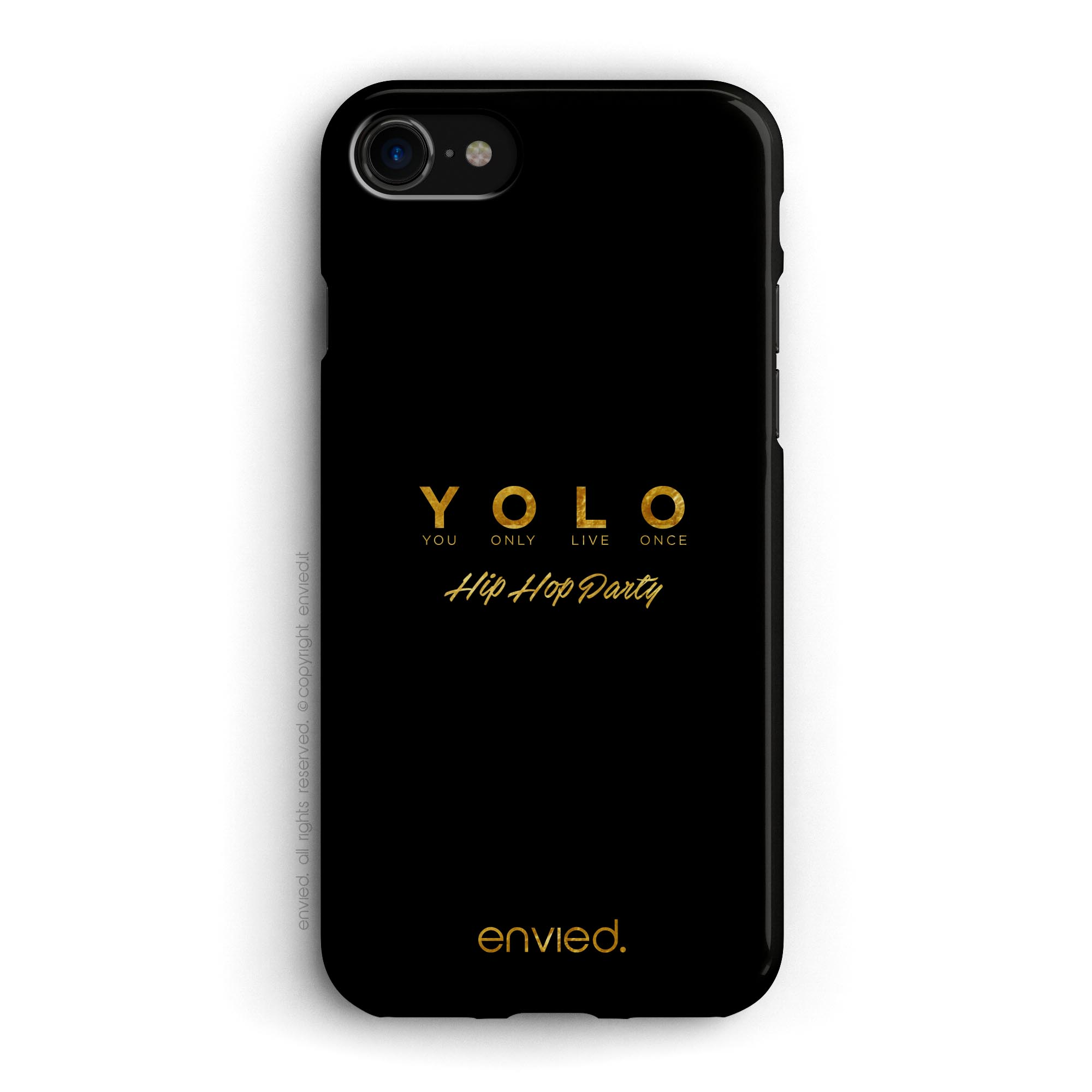 Cover Yolo In Marmo Bianco A Mosaico Envied Enviedcases