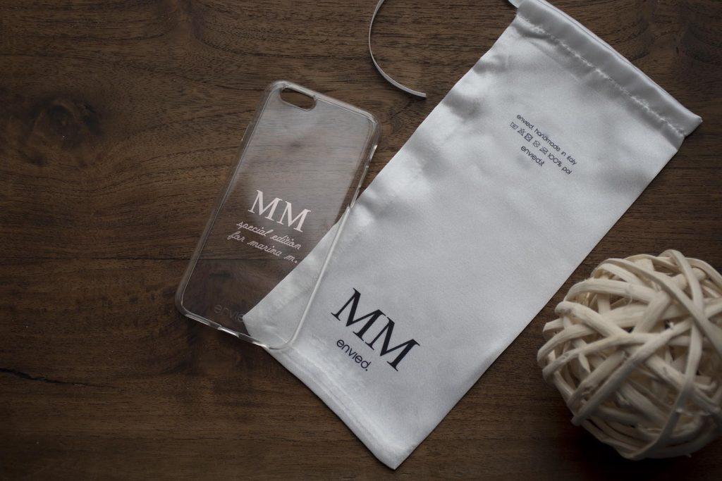 sacchettini personalizzati con iniziali envied
